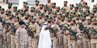 ختام المناورات العسكرية المشتركة بين القوات الإماراتية والأمريكية