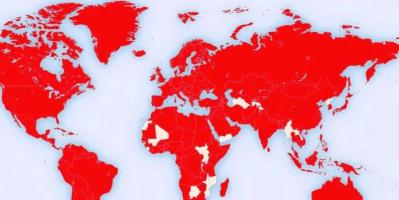 إصابات كورونا حول العالم تشهد تراجعًا بهذا الرقم
