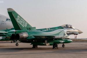 القوات السعودية والأمريكية تجريان تدريبًا جويًا مشترك