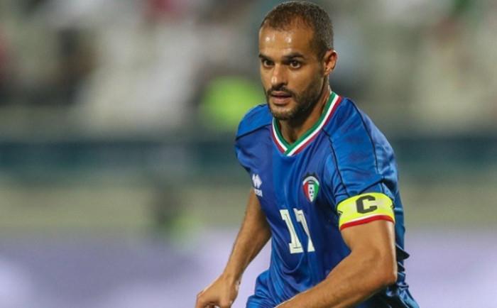 الكويتي بدر المطوع يصبح على بعد أربع مباريات من لقب عميد لاعبي العالم