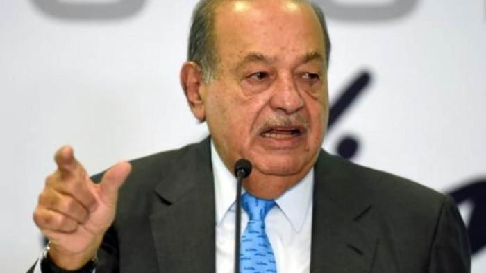 بعد إصابته بكورونا.. الملياردير المكسيكي كارلوس سليم يغادر المستشفى