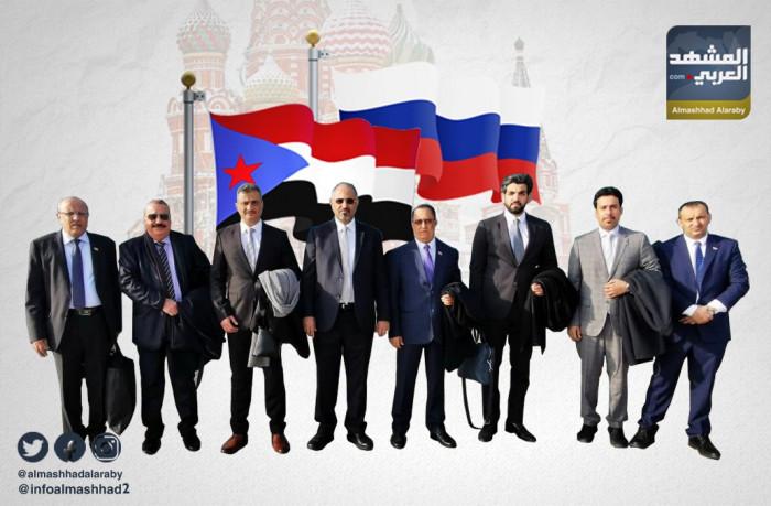 الزُبيدي يدشن العلاقات الدولية للجنوب (إنفوجراف)