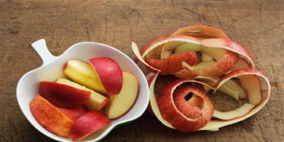 فوائد قشر التفاح.. يقي من الإصابة بالسرطان