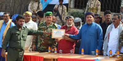 انطلاق العام التدريبي لقوات شرطة سقطرى