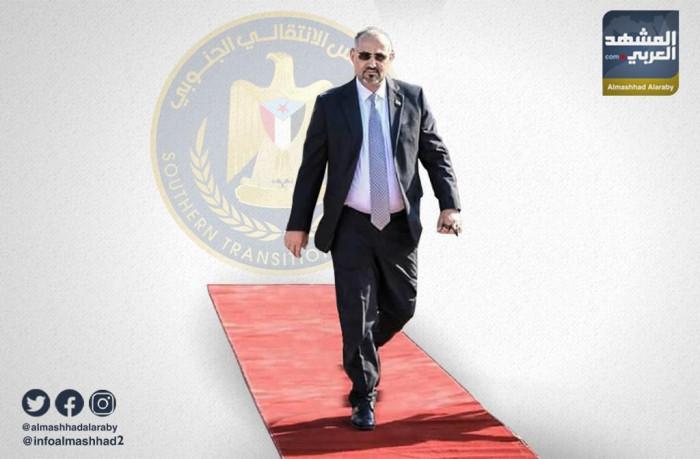 عيدروس الزُبيدي: سندافع عن أرضنا وصواريخ الحوثي لا ترهبنا
