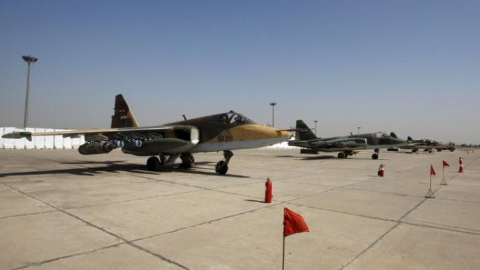 محاولة اغتيال قائد القوات الجوية بالجيش العراقي