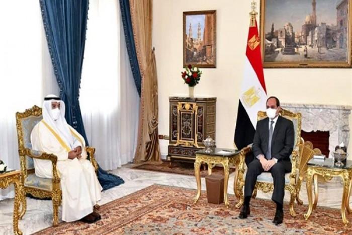 السيسي يؤكد على ارتباط أمن الخليج بأمن مصر