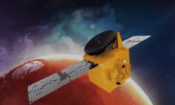 العالم يترقب وصول مسبار الأمل الإماراتي إلى مداره حول المريخ