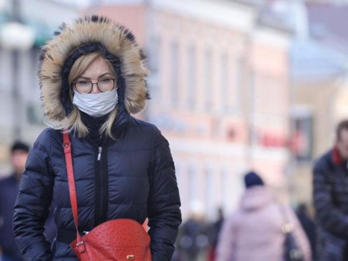 انخفاض عدد إصابات كورونا في روسيا