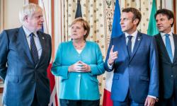 فرنسا وبريطانيا وألمانيا: أنشطة إيران النووية ليست مدنية