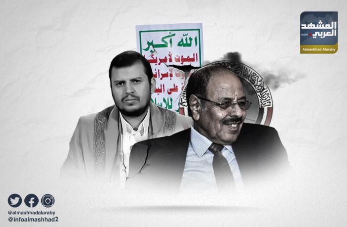 الشرعية تنفذ مخطط محور الشر بتسليم مأرب للحوثيين (ملف)
