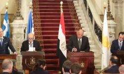 بيان يوناني قبرصي مصري يطالب تركيا باحترام جيرانها بشرق المتوسط