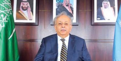 مندوب السعودية بالأمم المتحدة يستقبل مندوبة قطر الدائمة في نيويورك