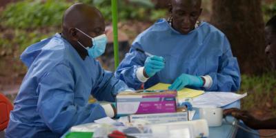 وفاة 4 أشخاص في غينيا بمرض الإيبولا