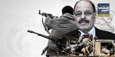 الشرعية تنقلب على الحل العسكري بحشود جديدة في أبين
