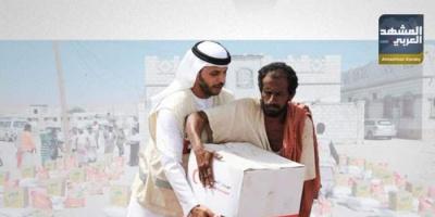 قوافل الخير الإماراتية.. أذرع إنسانية تنشر الأمل في سقطرى