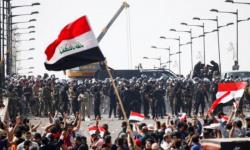 الأمن العراقي يغلق الطرق المؤدية للسفارة التركية في بغداد بسبب الاحتجاجات