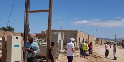 """ترحيب شعبي بمبادرة إماراتية لتحديث خطوط الكهرباء بـ""""مصاقبهن - 30 نوفمبر"""""""