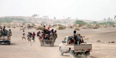 جبهة الحديدة الملتهبة.. كيف يحترق الحوثيون بنيران تصعيدها؟