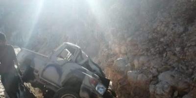 وفاة وإصابة 5 أشخاص بحادث في سقطرى