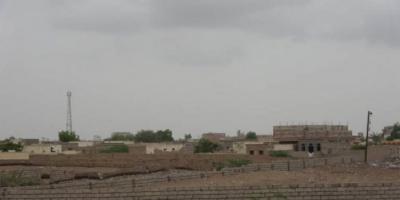 خروقات الحوثي تطال مزارع المواطنين بالتحيتا
