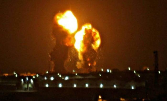 سقوط 3 صواريخ على قاعدة بلد الجوية شمالي بغداد