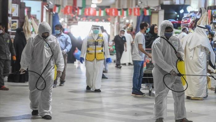 الكويت تُسجل 5 وفيات و862 إصابة جديدة بكورونا