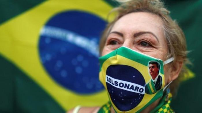 البرازيل تسجل 57 ألف إصابة بفيروس كورونا