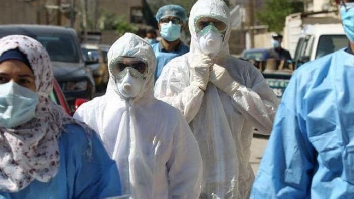 مصر.. كورونا يسجل 600 إصابة جديدة