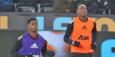 راشفورد ومارسيال يقودان مانشستر يونايتد أمام نيوكاسل بالبريميرليج