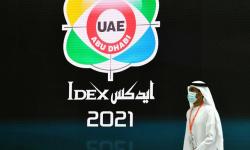 """انطلاق فعاليات معرضي """" آيدكس ونافكس"""" 2021 في أبوظبي  """