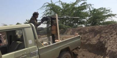 """""""المشتركة"""" تقتل حوثيين اثنين شرق التحيتا"""
