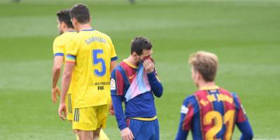 برشلونة يبحث عن الهدف الواقعي