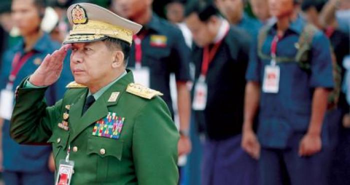 أمريكا تفرض عقوبات على مسؤولين من جنرالات ميانمار
