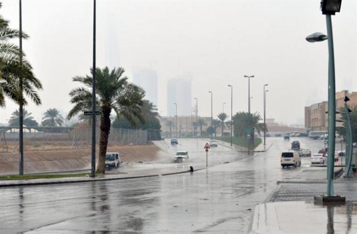 حالة طقس اليوم الثلاثاء على مدن السعودية