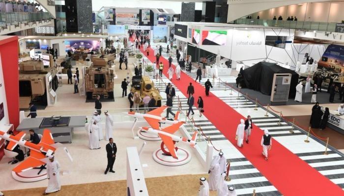 الإمارات تُحقق صفقات دفاعية بقيمة 5.9 مليار درهم