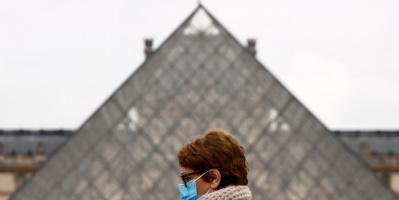 فرنسا تسجل 431 وفاة و20 ألف إصابة بكورونا