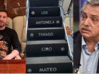 في واقعة نادرة.. الرئيس الأرجنتيني يستأجر طائرة ميسي