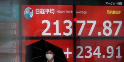 أسهم بورصة طوكيو تتراجع دون مستوى 30 ألف نقطة