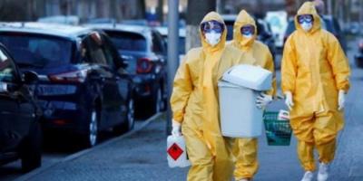 ألمانيا تسجل  8007 إصابات جديدة بكورونا و422 وفاة