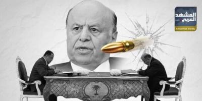 """""""وصمة عار على جبينكم"""".. بن كليب يشن أعنف هجوم على الشرعية الإخوانية"""