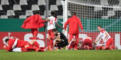 إصابة لاعبين من روت فايس إيسن بكورونا قبل مواجهة كيل بكأس ألمانيا