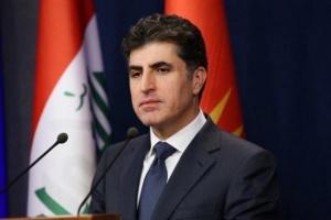 رئيس إقليم كردستان يبحث مع السفير الأميركي هجمات أربيل وبغداد