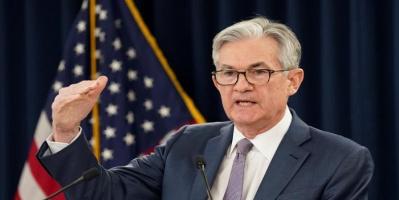 جيروم باول: معدل التضخم قد يستغرق أكثر من 3 سنوات للوصول إلى مستهدف البنك المركزي