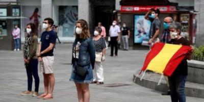 إسبانيا تُسجل 389 وفاة و9212 إصابة جديدة بكورونا
