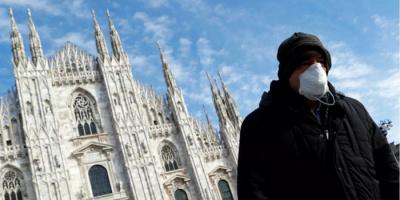 إيطاليا تُسجل 318 وفاة و16424 إصابة جديدة بكورونا