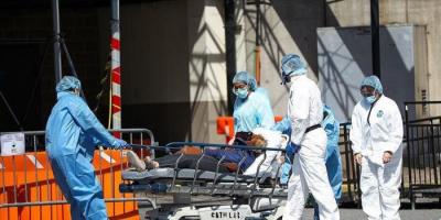 انخفاض إصابات ووفيات كورونا في الأمريكتين
