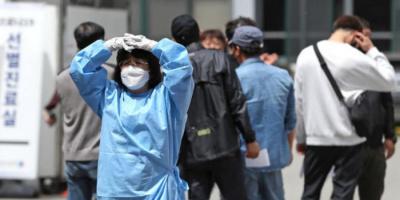 كوريا الجنوبية تسجل 396 إصابة بفيروس كورونا
