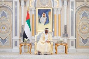 محمد بن راشد: سيبقى حب أهل الكويت محفورا في قلوبنا