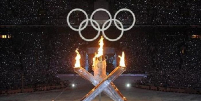 إقامة مسيرة الشعلة الأولمبية مع الحفاظ على التباعد الاجتماعي